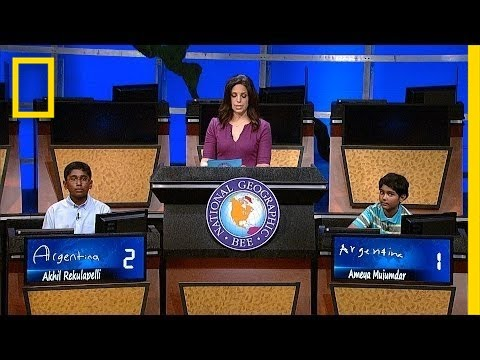 Can You Answer 2014 Geographic Bee's Winning Question?  National Geographic