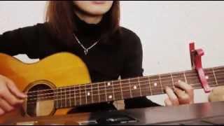 Ai còn chờ ai - Anh Khang (guitar cover)