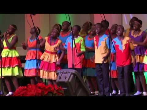 23rd Psalm by Imani Milele Choir Uganda, Africa