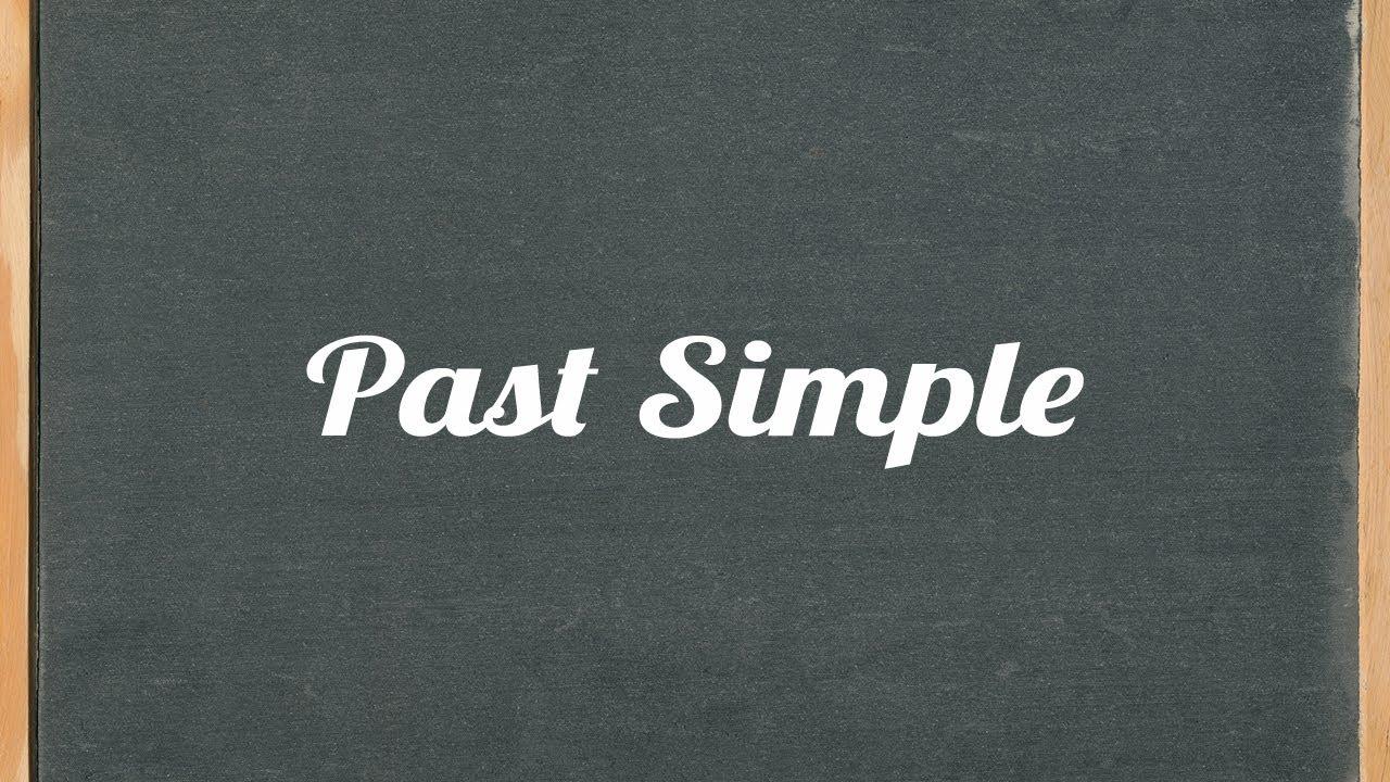 Past Simple Tense - English grammar tutorial video lesson - YouTube [ 720 x 1280 Pixel ]