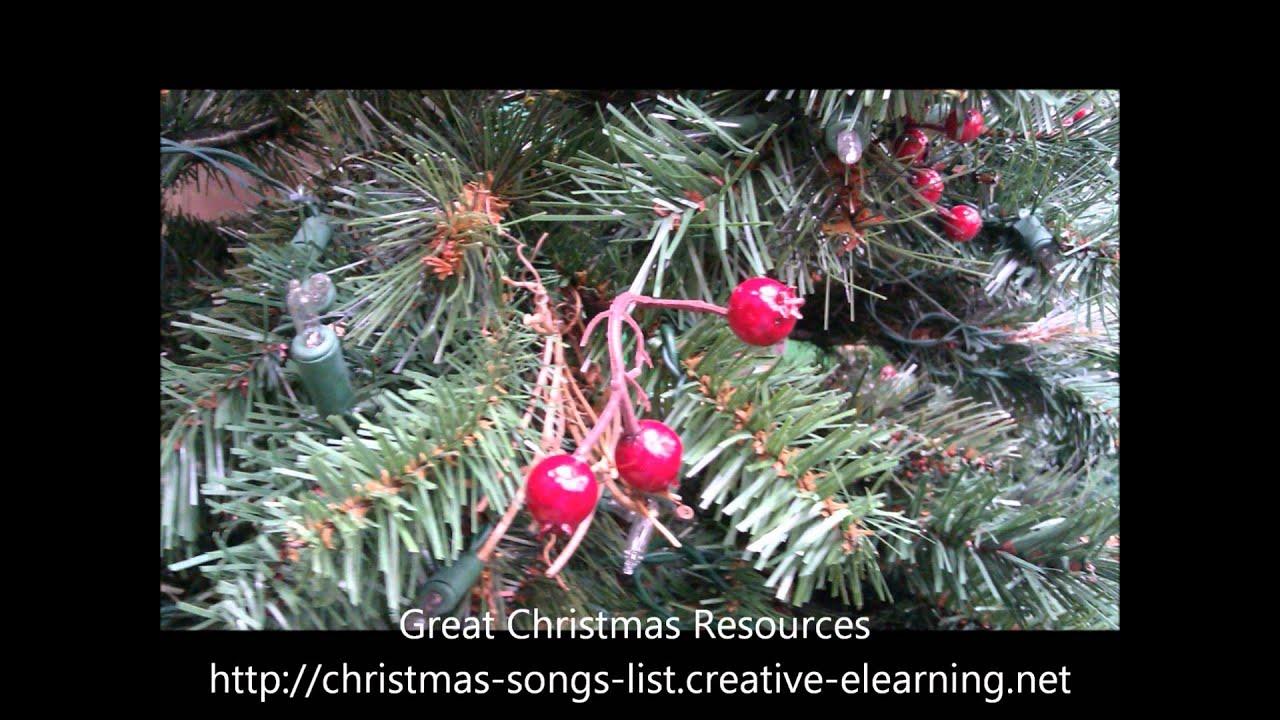 Christmas Songs List - God Rest Ye Old Merry Men.wmv - YouTube