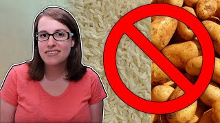 No Rice Or Potatoes! (what i ate vegan, lots of protein, lots of fat, easy, tasty, other things)