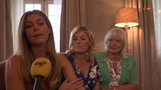 Pernilla Wahlgrens sexavslöjande för dottern