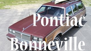 1983 Pontiac Bonneville Station Wagon For Sale or Trade. (SOLD!) motorlandamerica.com