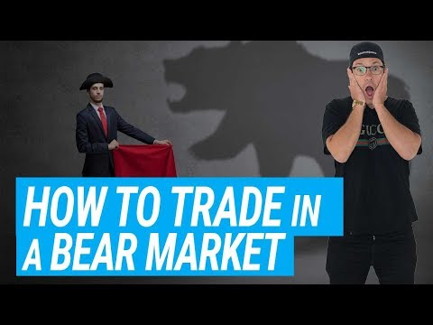 Trading In A Bear Market…Are You Prepared?