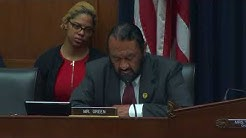 Rep. Al Green's Statement at Oversight of the Federal Housing Finance Agency Hearing