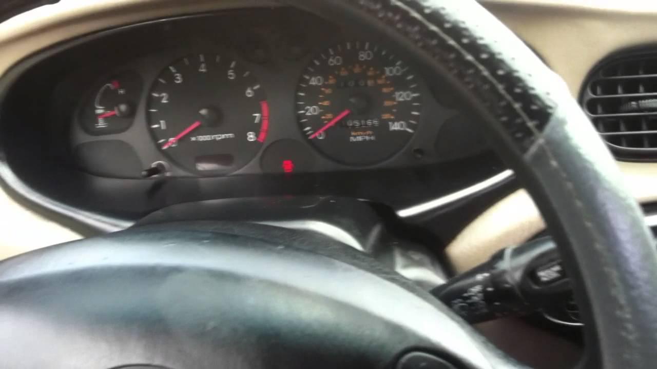 Hyundai Elantra Gls 1997 Youtube