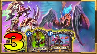 Hearthstone: New Quest Hakkar, Valdris, Rafaam Warlock   It's Actually OP! Part 3 Descent of Dragons