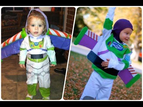 20d49e712f265 Disfraces de buzz lightyear para niños -  Halloween - YouTube