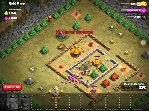 Clash of clans ep 1