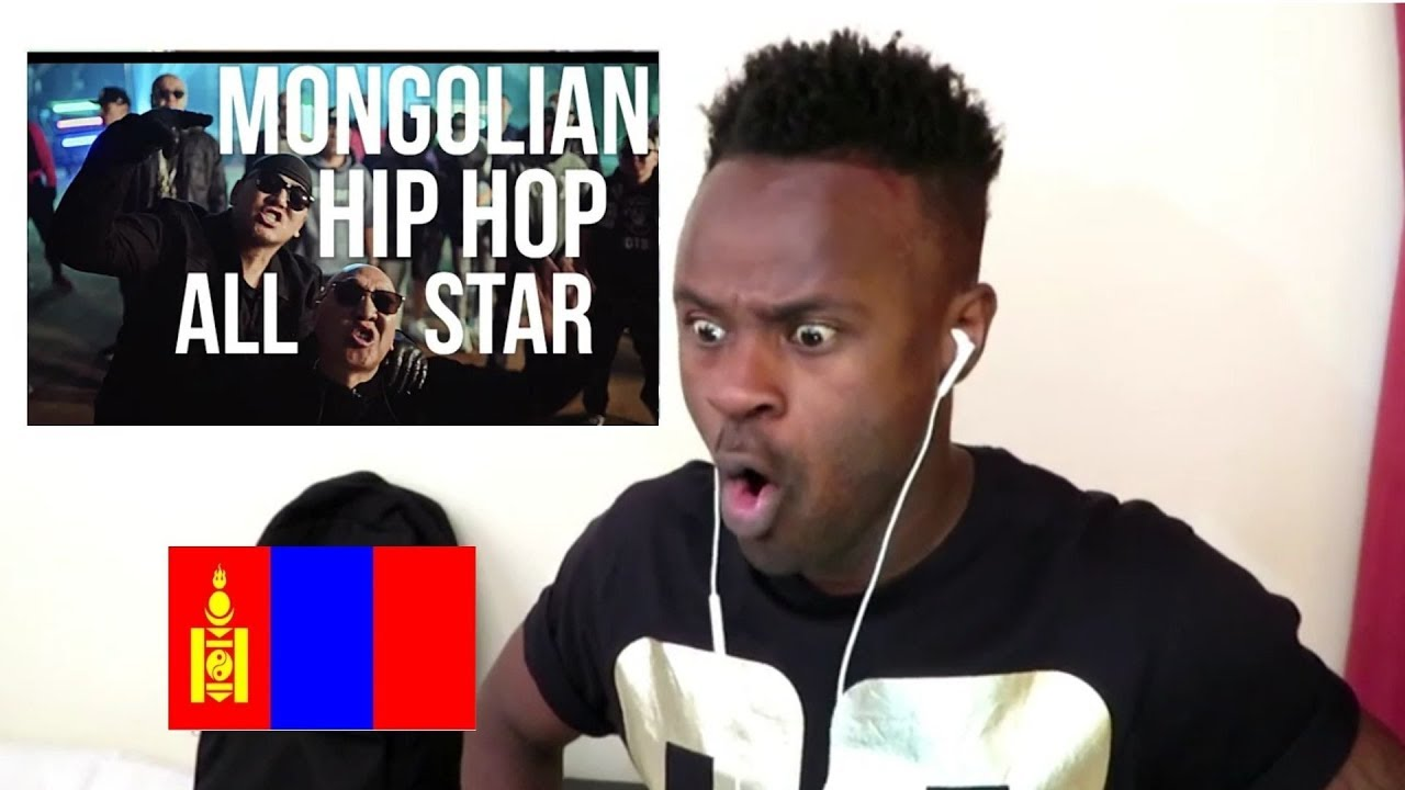 mongolian hip hop all star az jargal
