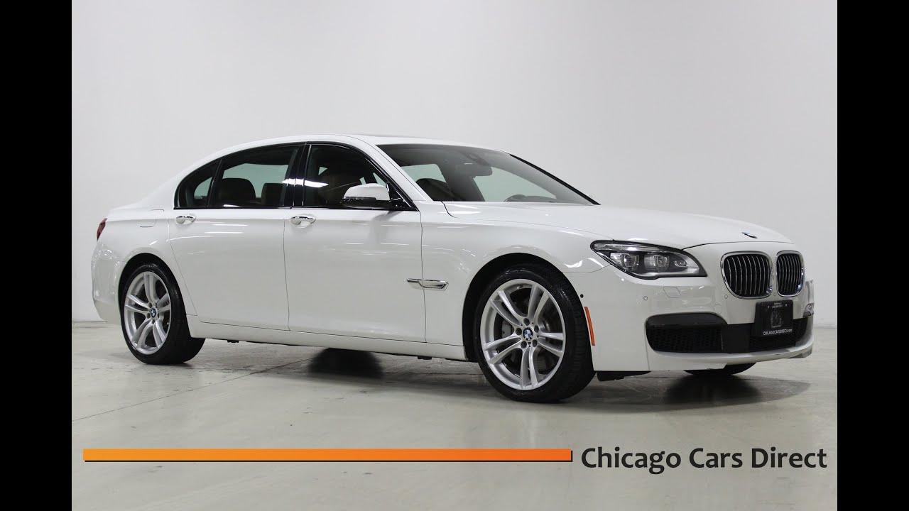 Chicago Cars Direct Presents A 2013 BMW 750Li XDrive AWD M Sport Sedan 7 Series
