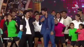 Dq | Dulquer salman | dancing with children's | rocking performance | film awards | Subscribe