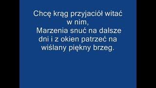 Ivan Komarenko - Dom na wiślanym brzegu Tekst