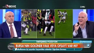 Bursaspor'un Golünde Faul veya Ofsayt Var mı?
