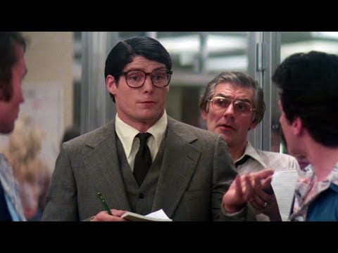 Perry requires details about Superman | Superman (3 Hour TV Version)