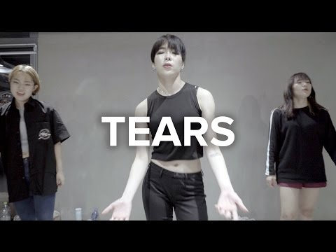 Thumbnail: Tears (ft. Louisa Johnson) - Clean Bandit / Hyojin Choi Choreography