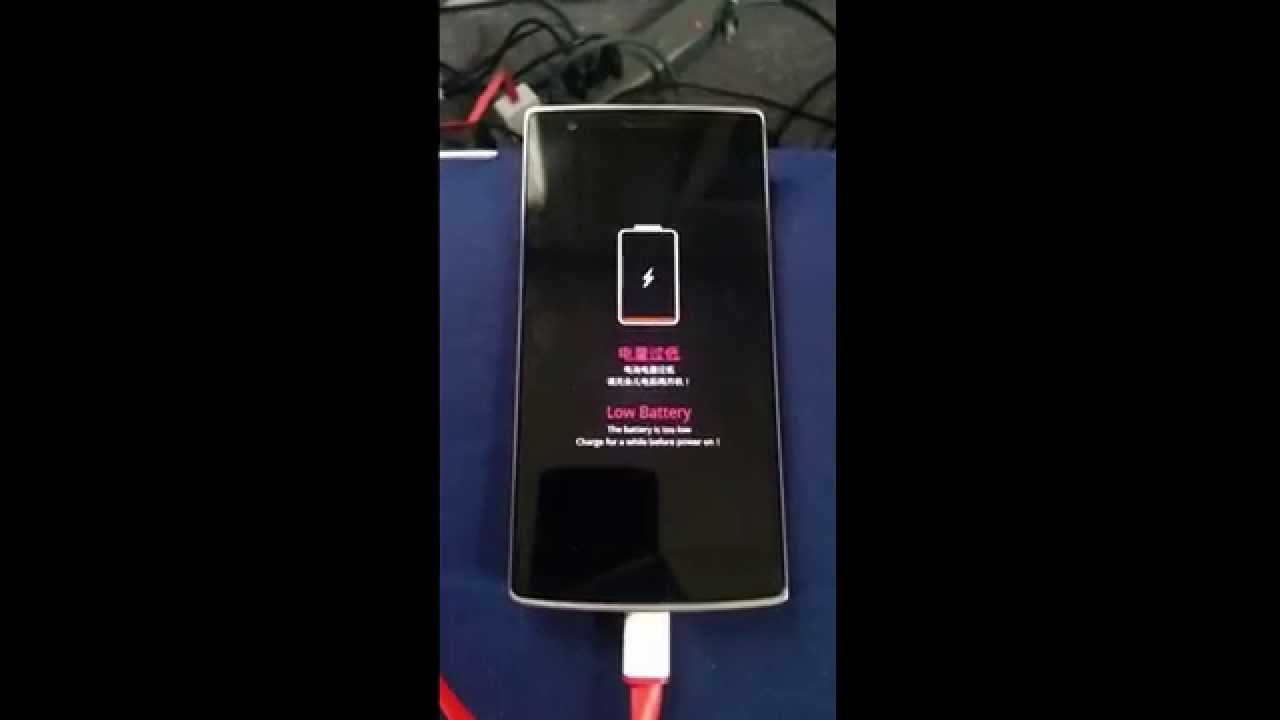 OnePlus One, Not Charging (Fixed)!!! Added video  | Page 10