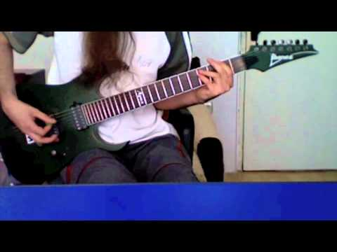 KoRn - Good God Guitar Cover