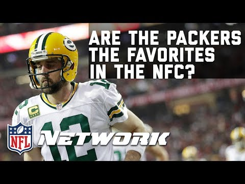 Are the Packers the Favorites to Win the NFC in the 2017 Season? | DDFP | NFL Network