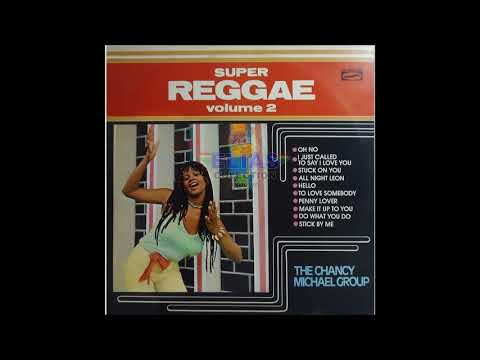 SUPER REGGAE VOL. 2 - All Niht Leon - A4