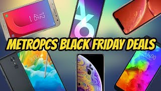 Metro by T-Mobile 🤑Black Friday Deals/Sales! (Metro PCS 2018)