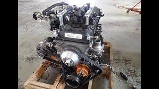 Замена двигателя УАЗ Буханка ЗМЗ 409 нюансы с ГБО и другие.