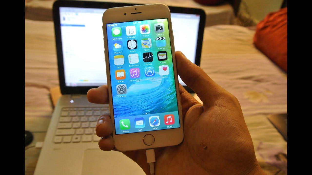 Fare Downgrade da iOS 9 a iOS 8 | SoftStore – Sito Ufficiale