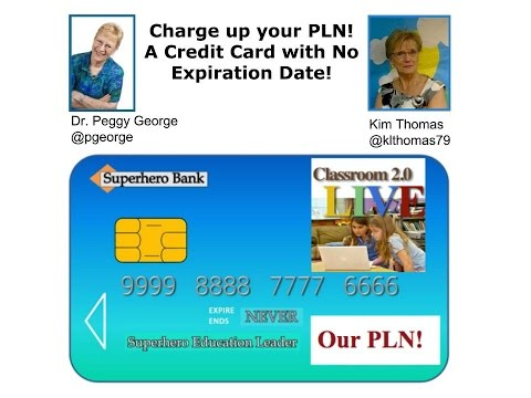 Charge Up Your PLN! A Credit Card with No Expiration Date!