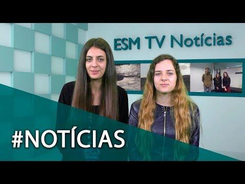 Esm Tv Notícias - 2 Fevereiro 2018 de YouTube · Duração:  1 minutos 33 segundos