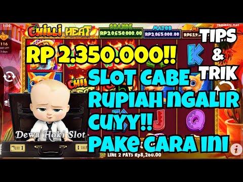 slot-cabe🌶️nyari-jackpotnya-gampang-kuy!!💯-pragmatic-play-#slotonline-#slotcariuang-#slotjackpot
