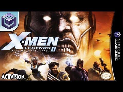 Longplay Of X Men Legends Ii Rise Of Apocalypse Youtube