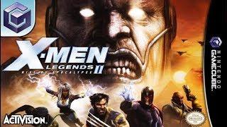 Longplay of X-Men Legends II: Rise of Apocalypse
