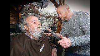 Shipston-on-Stour beard shave
