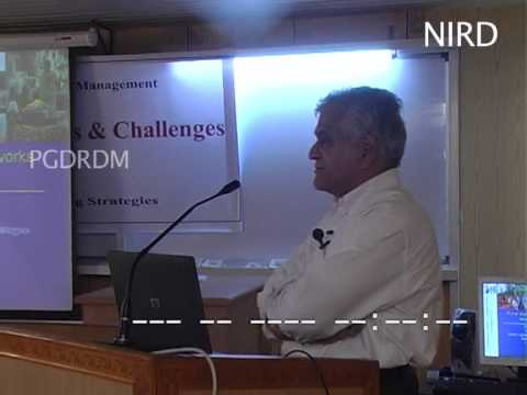 Forum Presentation : Rural Supply Chain Management Strategies & Challenges (part1)