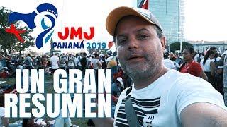 Todos los DETALLES de cómo se vivió la JMJ en Panamá