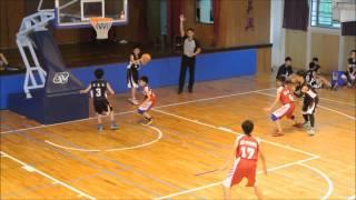 2015 3 19台北市國小籃球教育盃古亭VS興隆