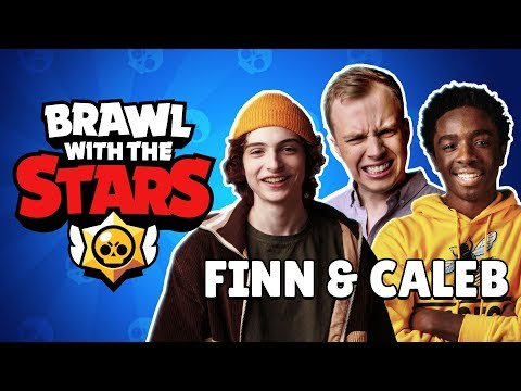 BRAWL with the STARS! (feat. Finn Wolfhard & Caleb McLaughlin)