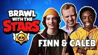BRAWL with the STARS! (feat. Finn Wolfhard & Caleb McLaughlin)