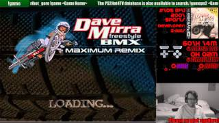 PSXplosion #105: Dave Mirra Freestyle BMX Maximum Remix