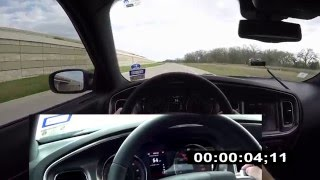 2014 Dodge Charger R/T 0-60 4.73 Seconds
