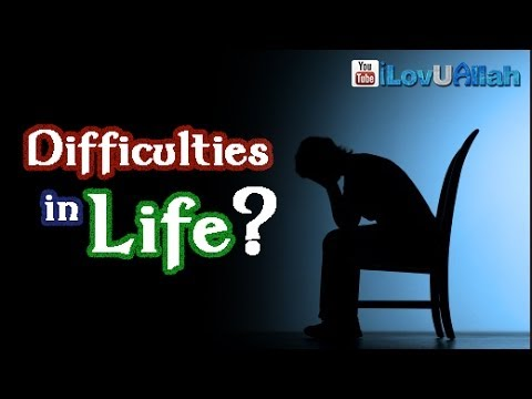 Difficulties In Life? *Watch This* ᴴᴰ | Mufti Menk