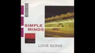 simple minds love song remix