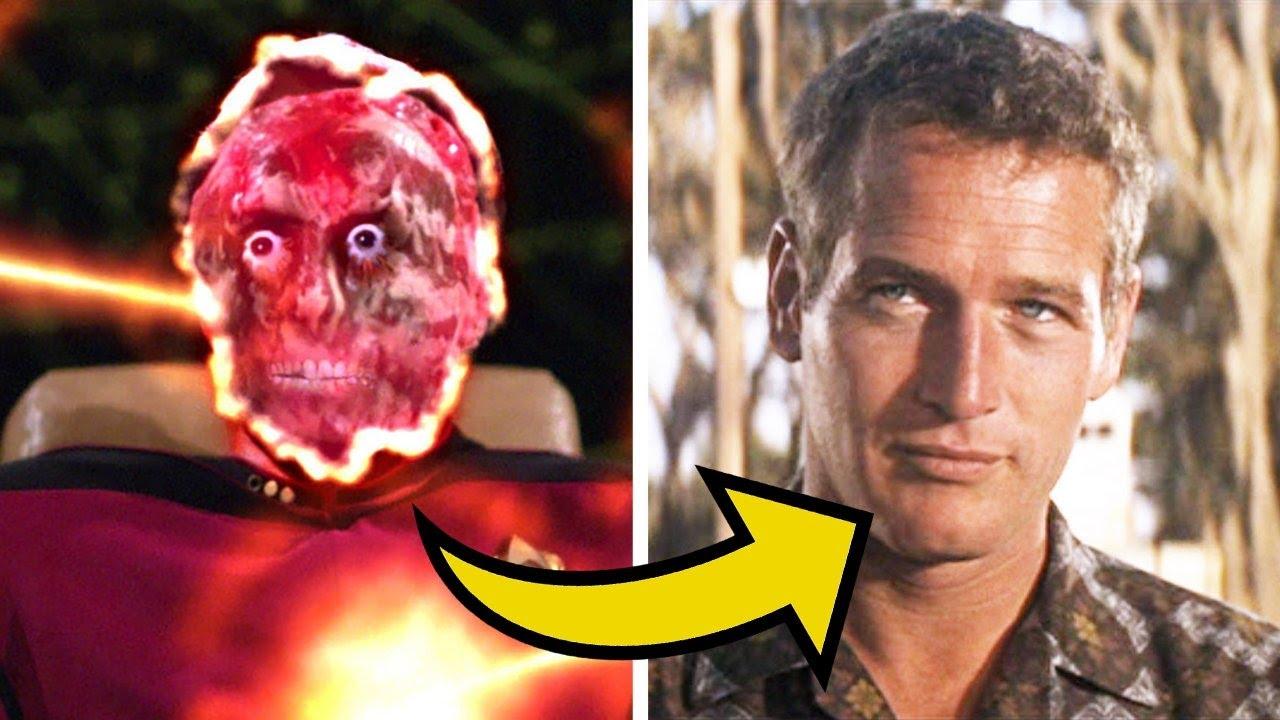 10 Actors Who Appeared On Star Trek In Unusual Ways