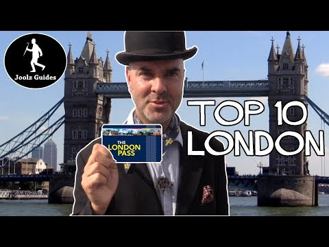 London's Top 10 Attractions with The London Pass