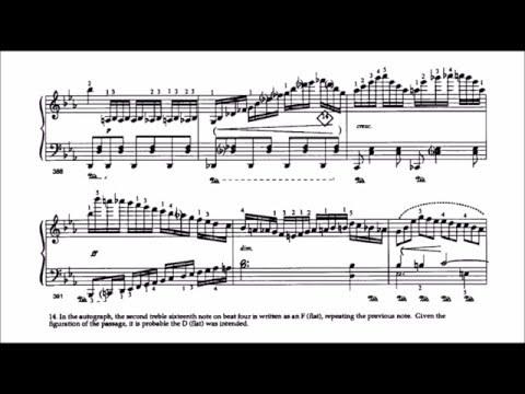 Fanny Mendelssohn - Piano Sonata in C minor (audio + sheet music)