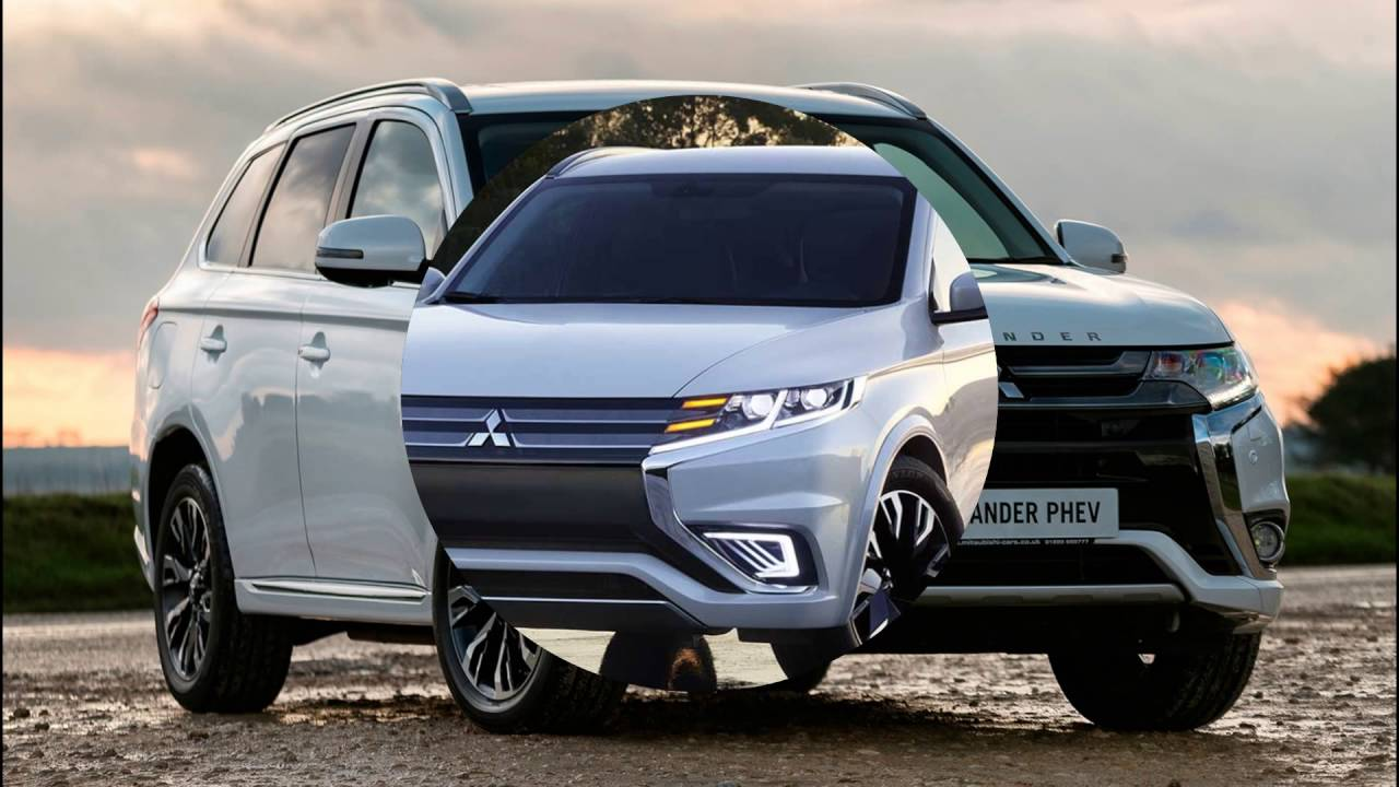 2018 mitsubishi outlander review.  outlander 20172018 mitsubishi outlander phev  review cost specs release date in 2018 mitsubishi outlander review s