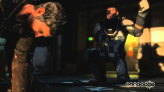 Dead Space 3: Rude Awakening Gameplay (Xbox 360)