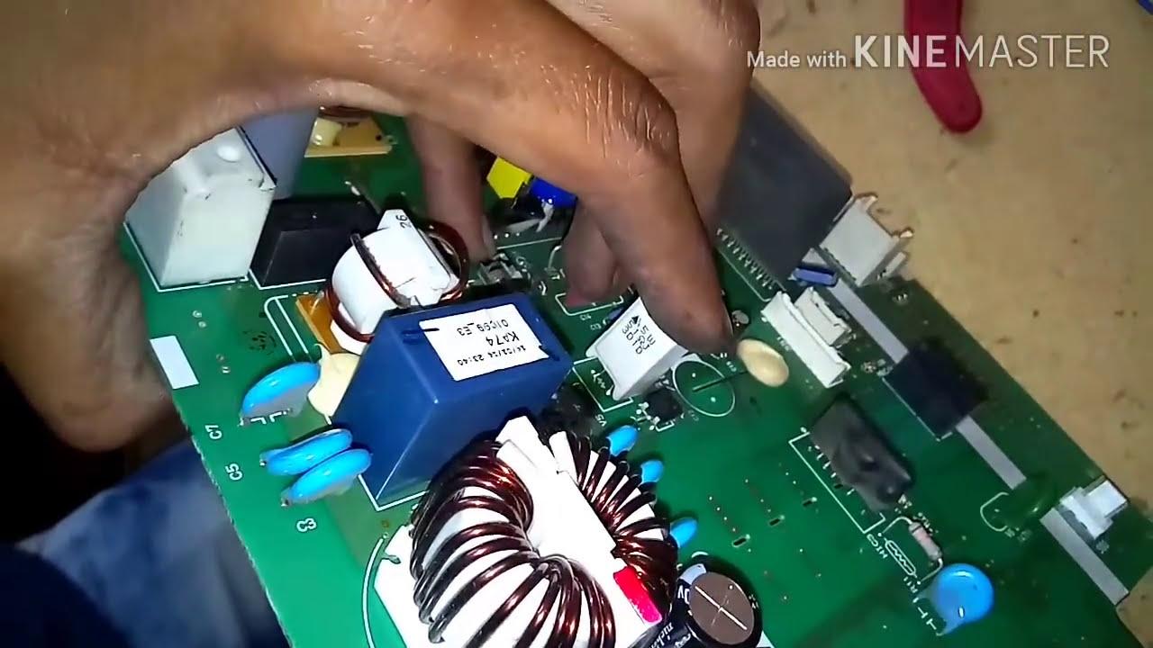 Diagram Daikin Inverter Air Conditioner Wiring Diagram