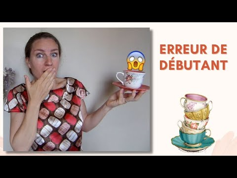 hqdefault - Arts de la table : Les tasses